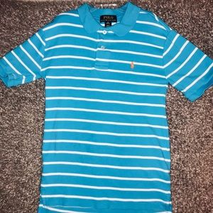 Boy's Medium Polo